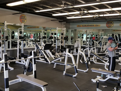 Club Fitness Family Fitness Centers